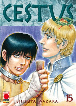 Cestus vol. 15