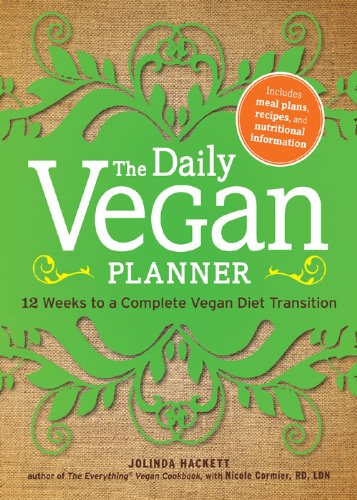 The Daily Vegan Plan...