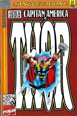 Capitan America & Thor n. 15