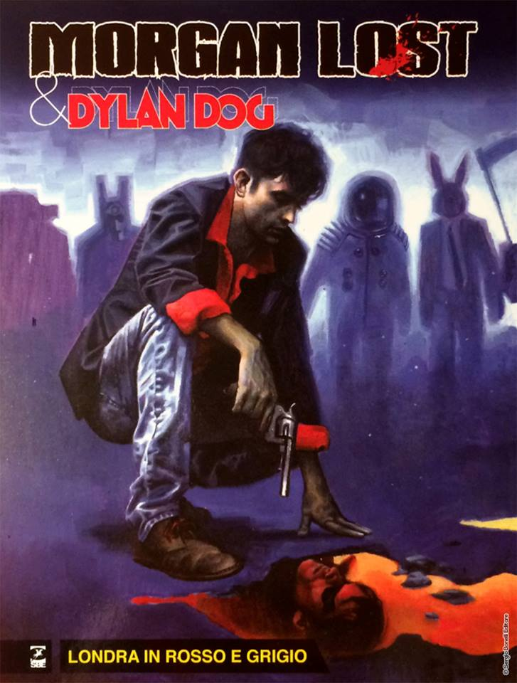 Morgan Lost & Dylan Dog n. 2