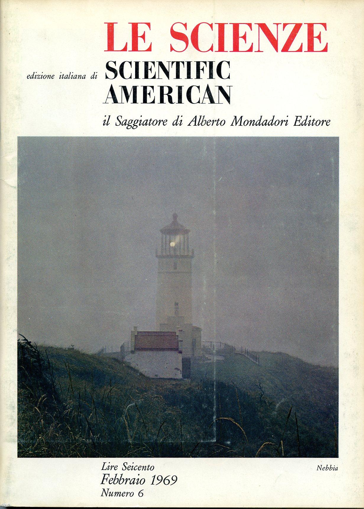 Le Scienze/edizione italiana di Scientific American