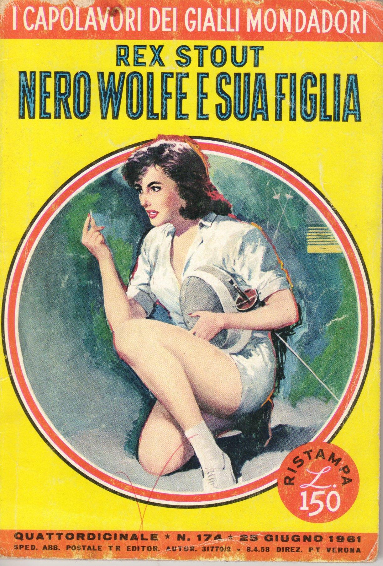 Nero Wolfe e sua fig...