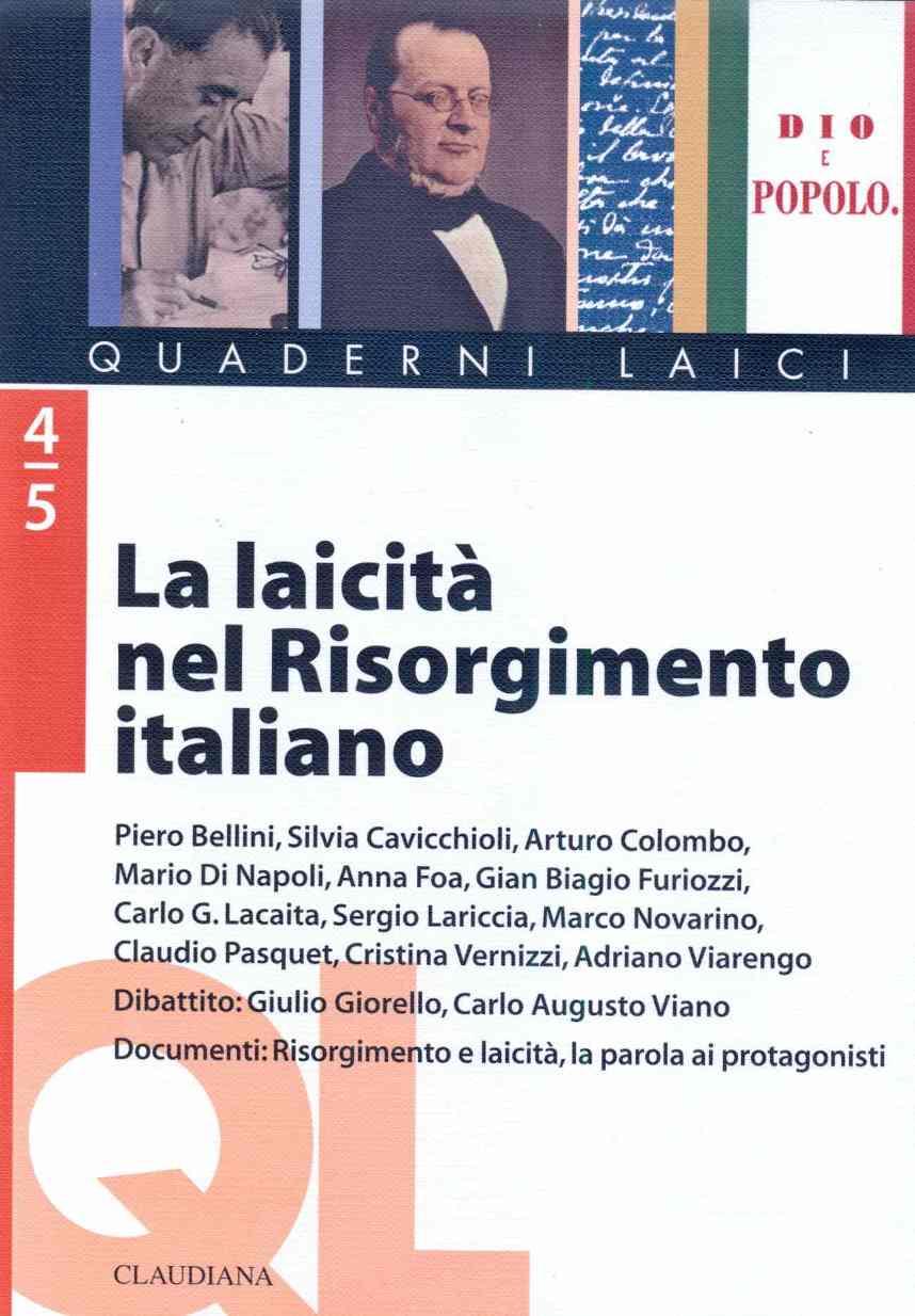 La laicità nel Risorgimento italiano