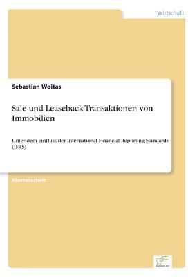 Sale und Leaseback Transaktionen von Immobilien