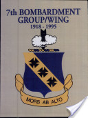 7th Bombardment Group/Wing, 1918-1995