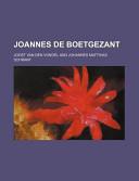 Joannes de Boetgezant