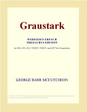 Graustark (Webster's French Thesaurus Edition)