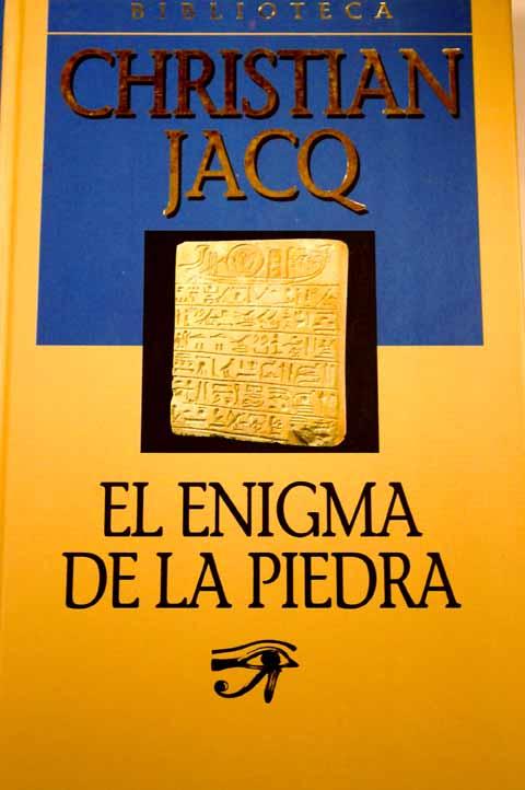 El Enigma De La Pied...