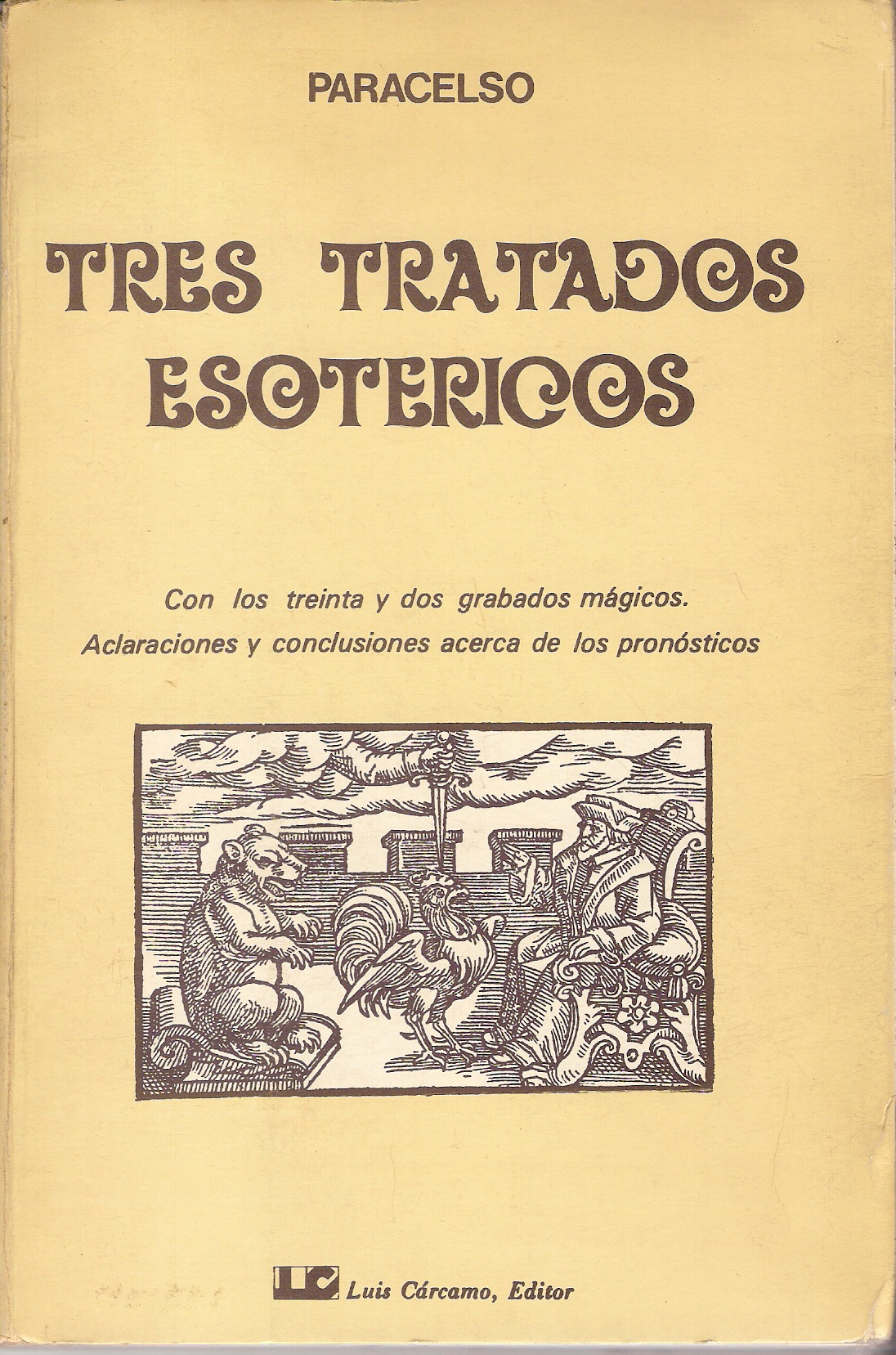 Tres tratados esotéricos