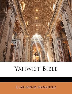 Yahwist Bible