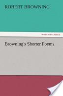 Browning's Shorter P...