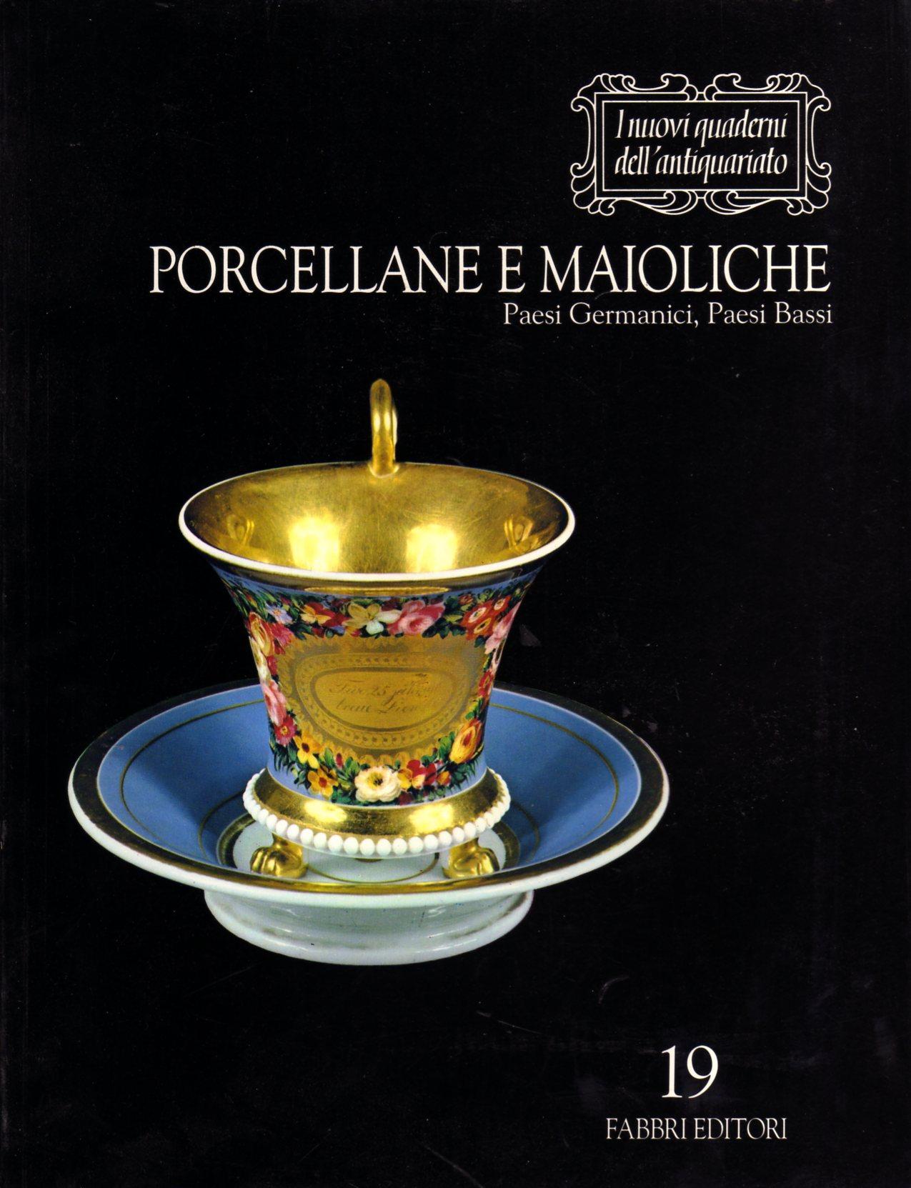 Porcellane e maioliche