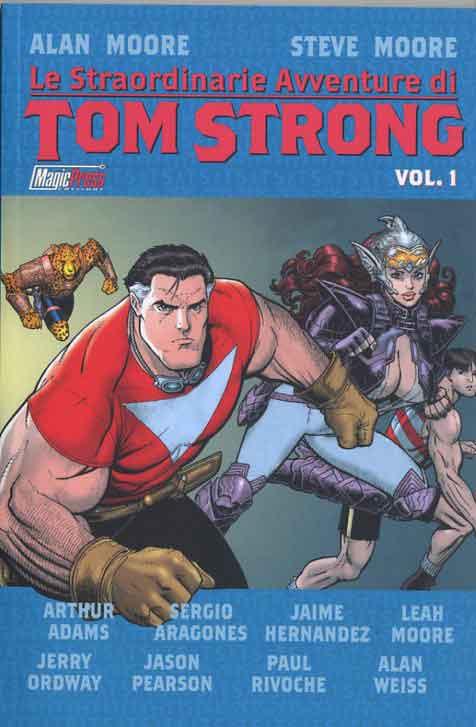 Le straordinare avventure di Tom Strong vol. 1