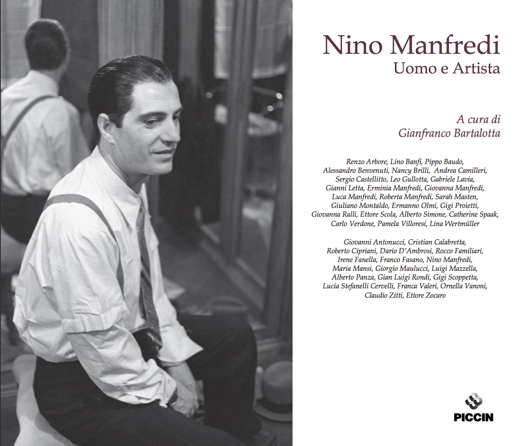Nino Manfredi. Uomo e Artista