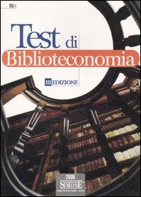 Test di biblioteconomia