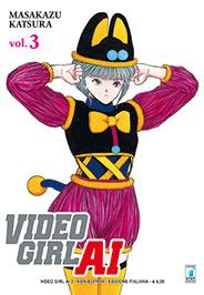 Video Girl Ai vol. 3
