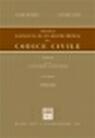 Nuova rassegna di giurisprudenza sul Codice civile / Aggiornamento 1998-2000 (artt