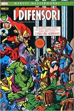 Marvel masterworks: ...
