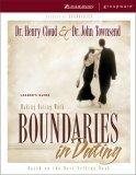 Boundaries in Dating: Leader's Guide