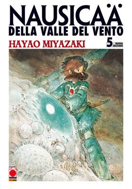 Nausicaä della Valle del Vento vol. 5
