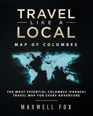 Travel Like a Local - Map of Colombes