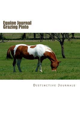 Equine Journal Grazing Pinto