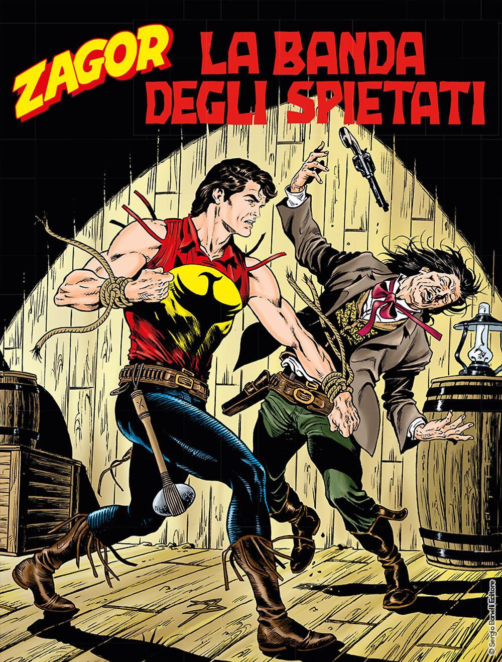 Zagor n. 632 (Zenith n. 683)