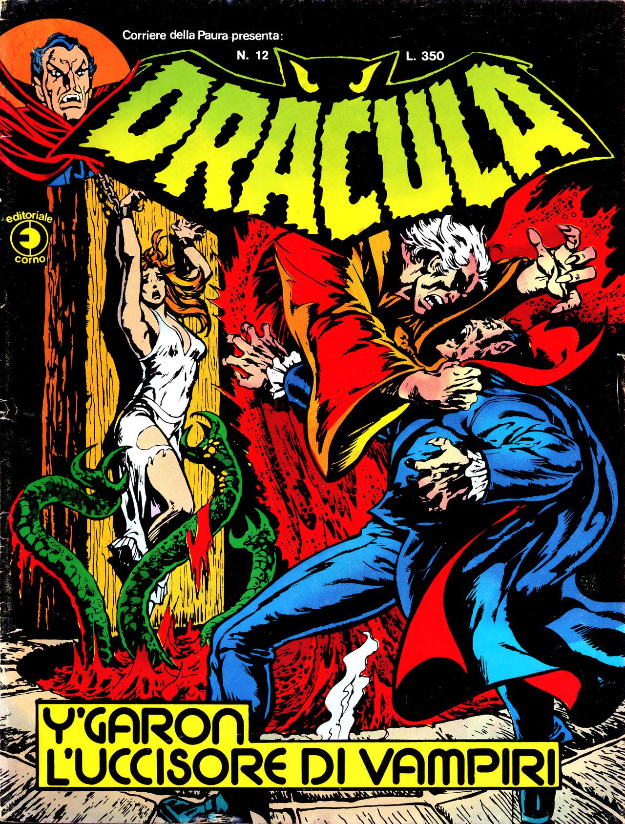 Dracula n. 12