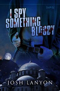 I Spy Something Bloody
