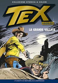 Tex collezione storica a colori Gold n. 11