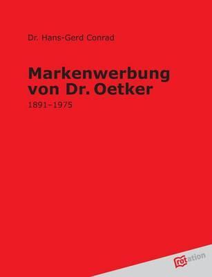 Markenwerbung von Dr. Oetker