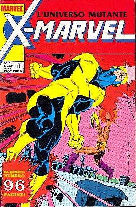 X-Marvel n. 13