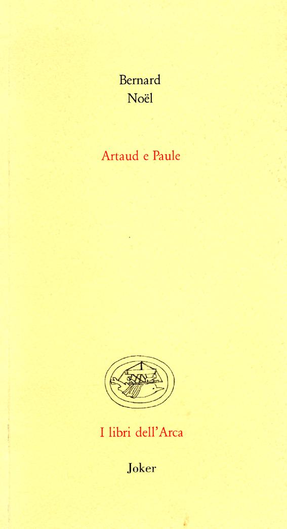 Artaud e Paule