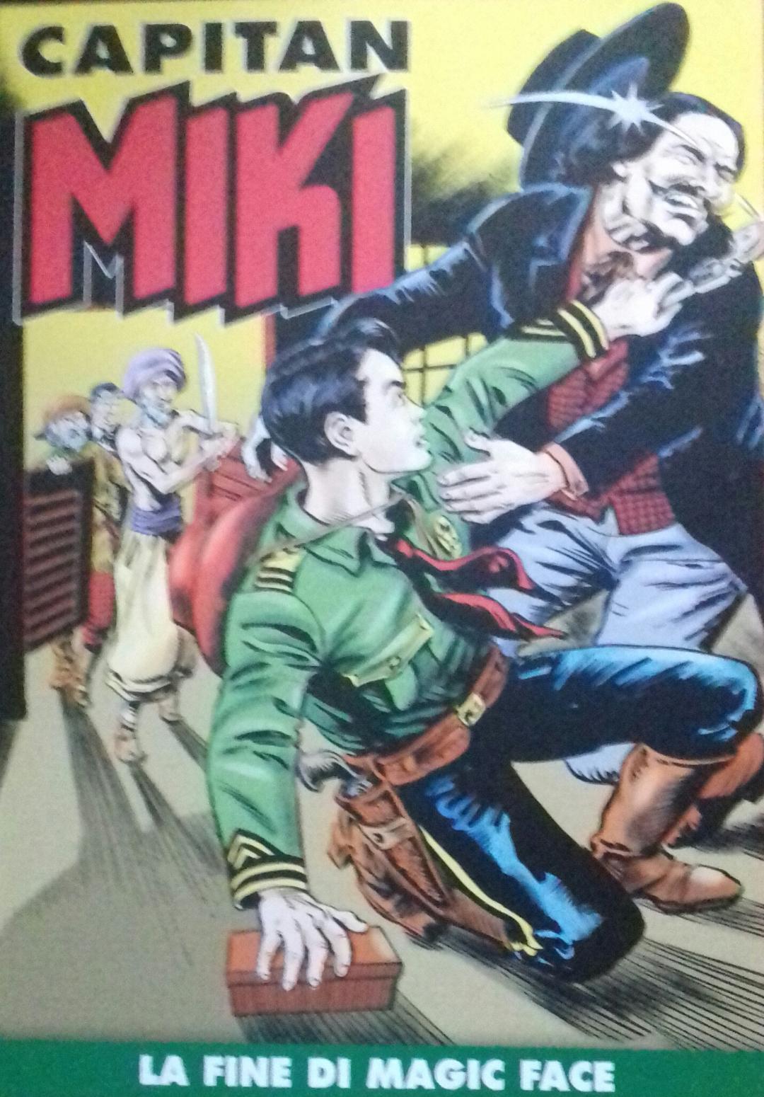 Capitan Miki n. 36