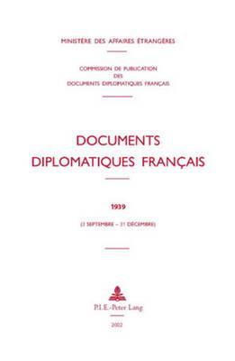 Documents Diplomatiques Francais