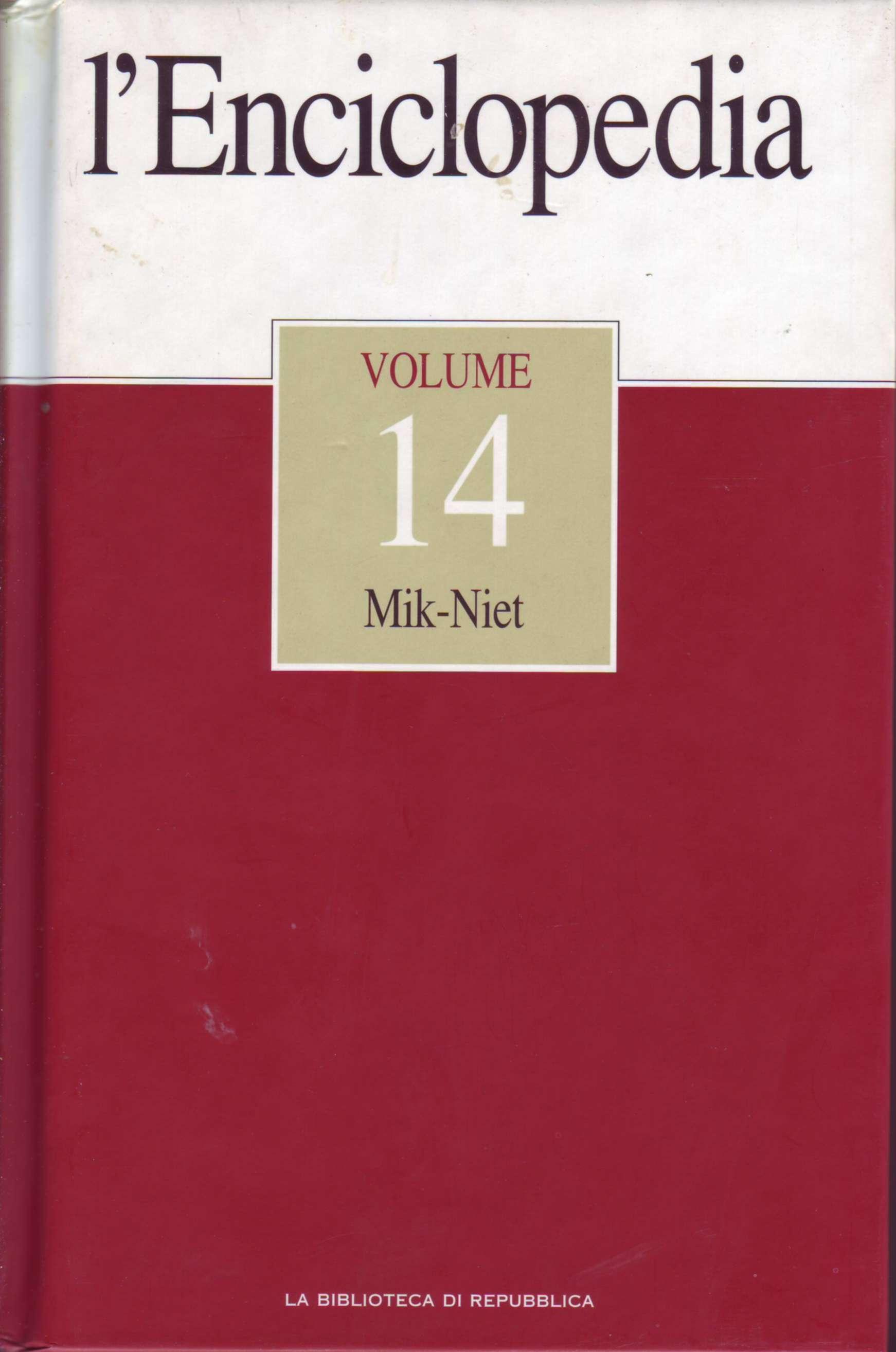 L'Enciclopedia - Vol. 14