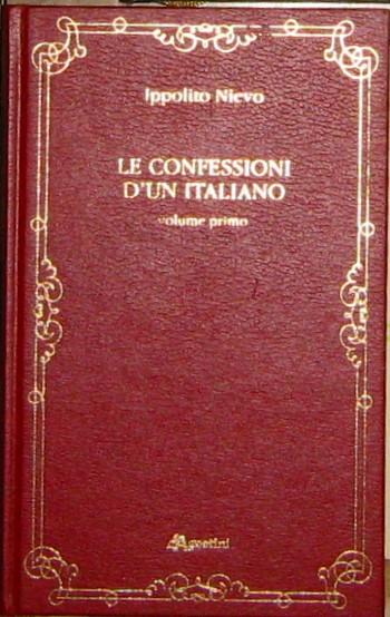 Le confessioni di un Italiano vol. 1
