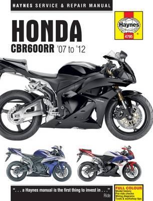 Honda CBR600RR Motor...