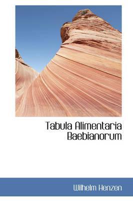 Tabula Alimentaria Baebianorum