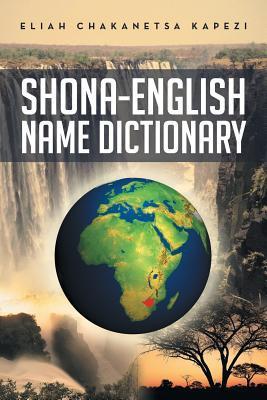 Shona-english Name Dictionary