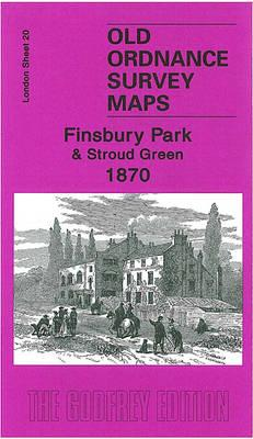 Finsbury Park and Stroud Green 1870