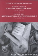 Study and Listening Guide for a History of Western Music (6th)