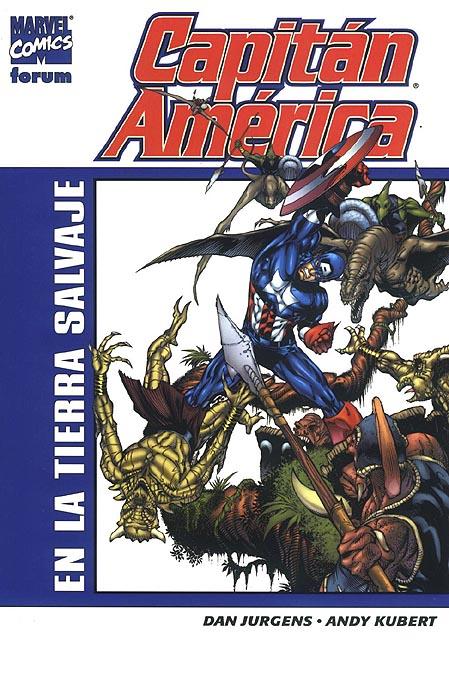 Capitán América: E...