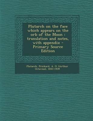 Plutarch on the Face...