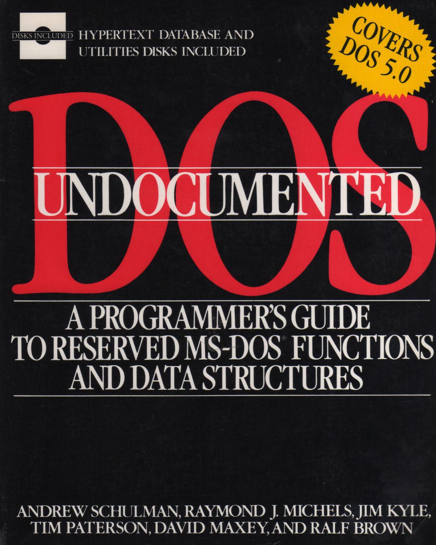 Undocumented DOS