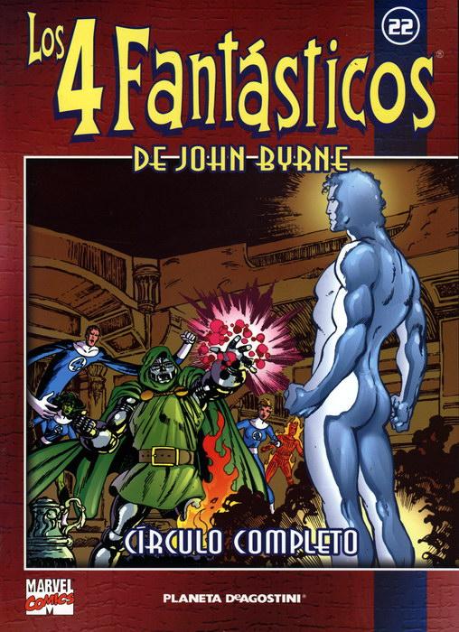Coleccionable Los 4 Fantásticos de John Byrne #22 (de 25)