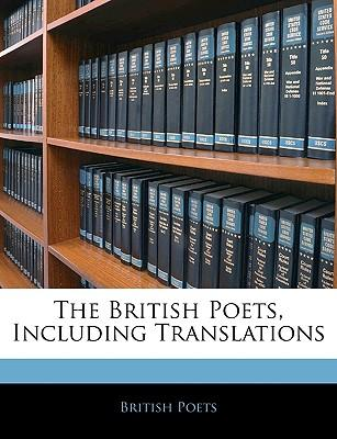British Poets, Including Translations