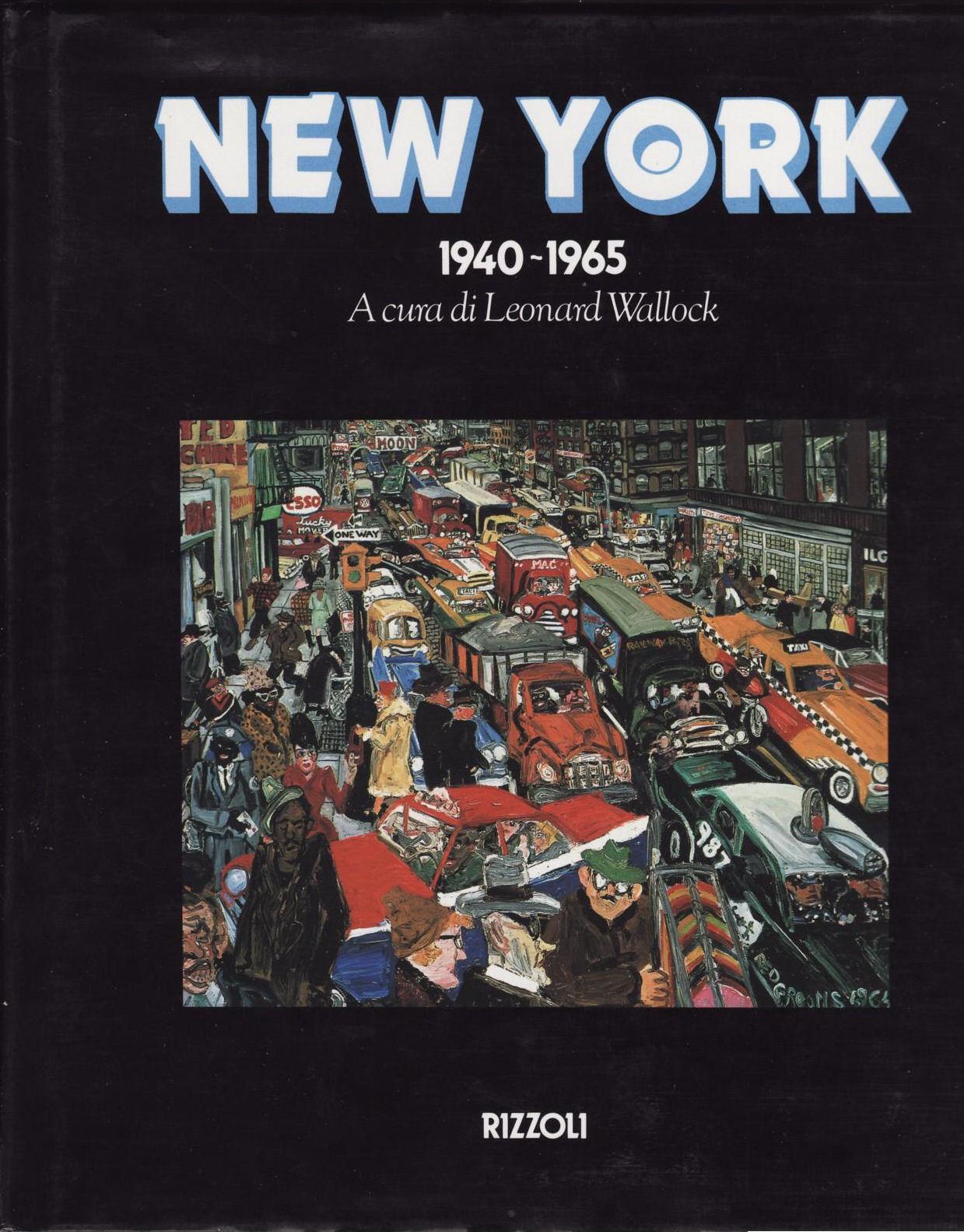 New York 1940-1965