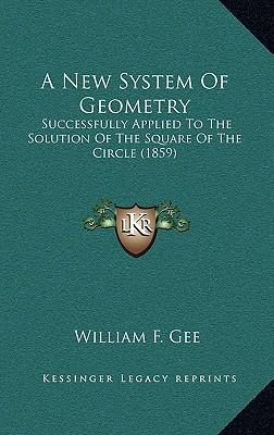 A New System of Geometry