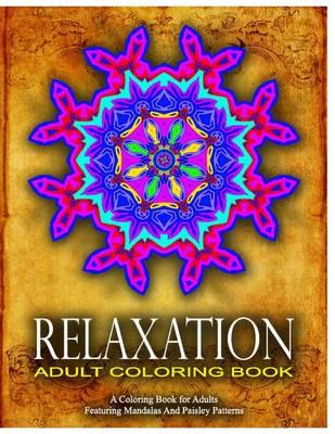 Relaxation Adult Coloring Book